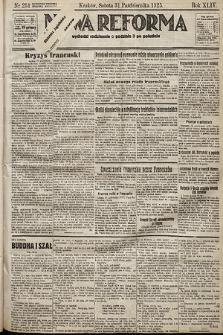 Nowa Reforma. 1925, nr251