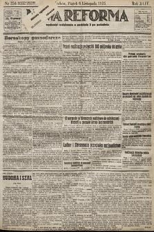 Nowa Reforma. 1925, nr256