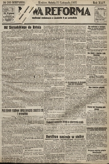 Nowa Reforma. 1925, nr269