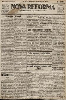 Nowa Reforma. 1925, nr273