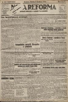 Nowa Reforma. 1925, nr281