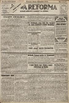 Nowa Reforma. 1925, nr284
