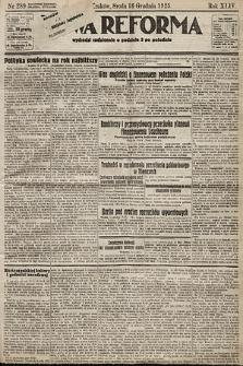 Nowa Reforma. 1925, nr289