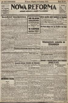 Nowa Reforma. 1925, nr292