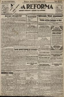 Nowa Reforma. 1925, nr295