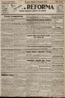Nowa Reforma. 1925, nr297