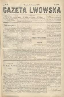 Gazeta Lwowska. 1907, nr5