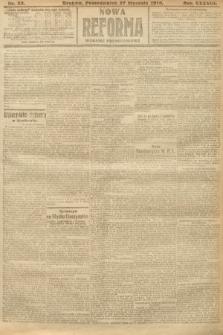 Nowa Reforma (wydanie popołudniowe). 1919, nr33