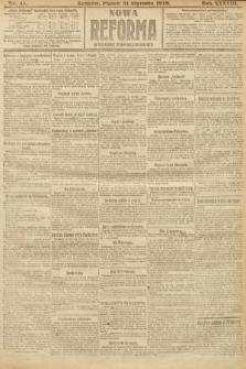 Nowa Reforma (wydanie popołudniowe). 1919, nr41