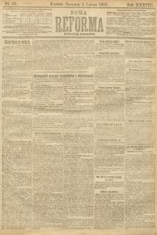 Nowa Reforma (wydanie poranne). 1919, nr50