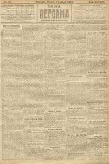 Nowa Reforma (wydanie popołudniowe). 1919, nr53
