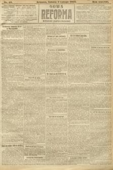 Nowa Reforma (wydanie popołudniowe). 1919, nr55