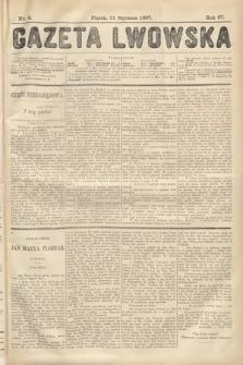 Gazeta Lwowska. 1907, nr8