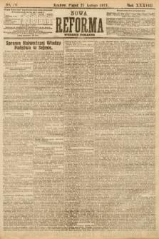 Nowa Reforma (wydanie poranne). 1919, nr76