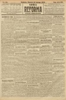 Nowa Reforma (wydanie popołudniowe). 1919, nr83