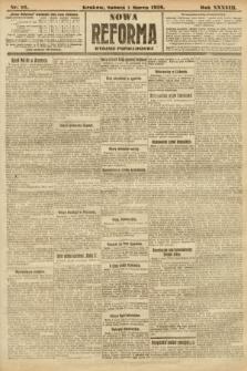 Nowa Reforma (wydanie popołudniowe). 1919, nr91