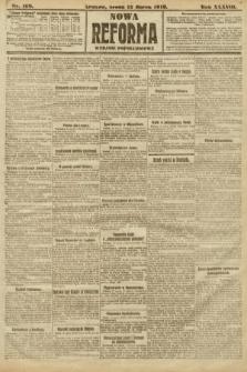 Nowa Reforma (wydanie popołudniowe). 1919, nr109