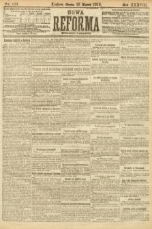 Nowa Reforma (wydanie poranne). 1919, nr120