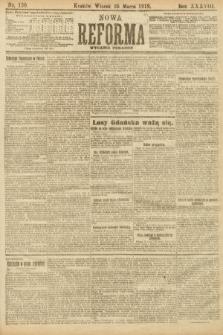 Nowa Reforma (wydanie poranne). 1919, nr130