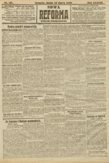 Nowa Reforma (wydanie popołudniowe). 1919, nr131
