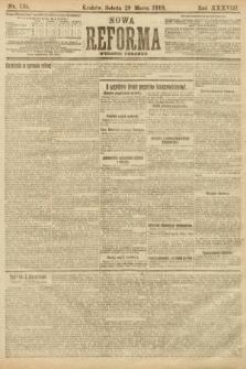 Nowa Reforma (wydanie poranne). 1919, nr136