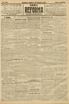 Nowa Reforma (wydanie popołudniowe). 1919, nr137