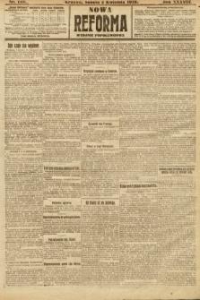 Nowa Reforma (wydanie popołudniowe). 1919, nr149