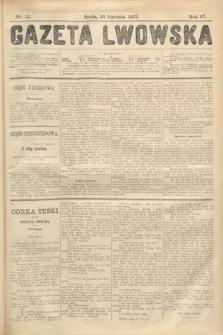 Gazeta Lwowska. 1907, nr12