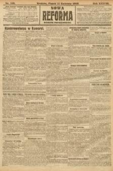 Nowa Reforma (wydanie popołudniowe). 1919, nr159