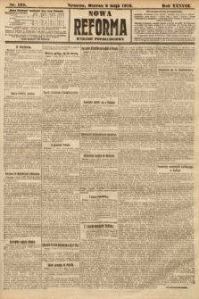 Nowa Reforma (wydanie popołudniowe). 1919, nr195