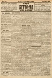 Nowa Reforma (wydanie popołudniowe). 1919, nr197