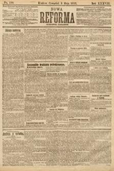 Nowa Reforma (wydanie poranne). 1919, nr198