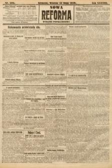 Nowa Reforma (wydanie popołudniowe). 1919, nr206