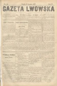 Gazeta Lwowska. 1907, nr14