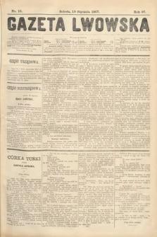 Gazeta Lwowska. 1907, nr15