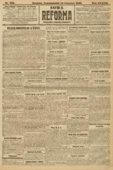 Nowa Reforma (wydanie popołudniowe). 1919, nr260