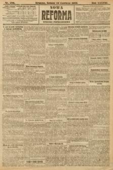 Nowa Reforma (wydanie popołudniowe). 1919, nr280