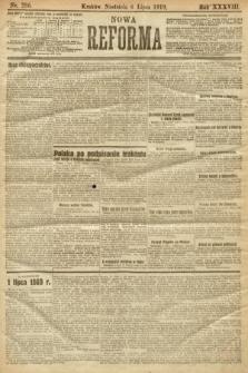 Nowa Reforma. 1919, nr286
