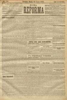 Nowa Reforma. 1919, nr296