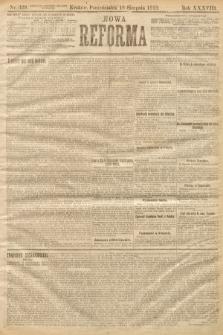 Nowa Reforma. 1919, nr329
