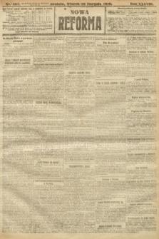 Nowa Reforma. 1919, nr337