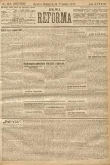 Nowa Reforma. 1919, nr362