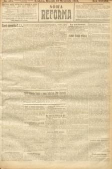 Nowa Reforma. 1919, nr371