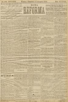 Nowa Reforma. 1919, nr406
