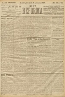 Nowa Reforma. 1919, nr409