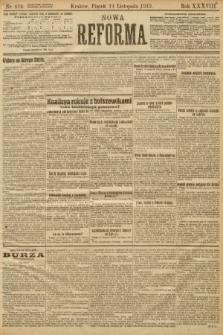 Nowa Reforma. 1919, nr414
