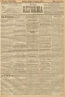 Nowa Reforma. 1919, nr432