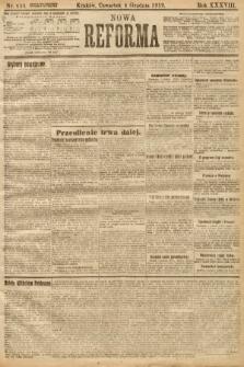 Nowa Reforma. 1919, nr433