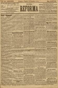 Nowa Reforma. 1919, nr440