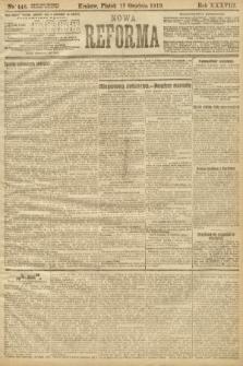 Nowa Reforma. 1919, nr446